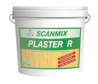 Штукатурка декоративная Scanmix Plaster R с зерном 2.5 мм