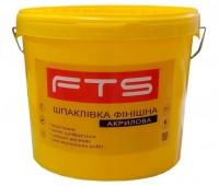 Шпатлевка FTS финишная акриловая 8 кг
