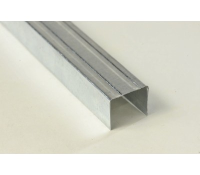 Профиль для гипсокартона UD 27/68 мм 0.45 мм 4 м