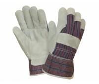 Перчатки Werk WE2114 комбинированные кожа + ткань