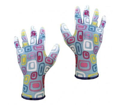Перчатки Werk WE2123 голубые