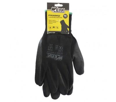Перчатки Werk WE2125 чёрные