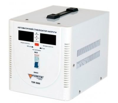 Стабилизатор релейный Forte TDR-5000VA