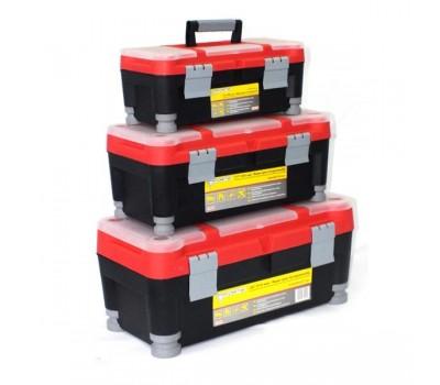 Набор ящиков для инструментов Forte 3-1420 М3 14