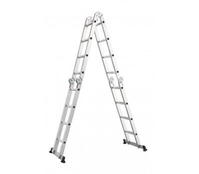 Лестница шарнирная Werk LC2416