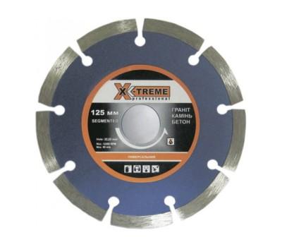 Круг алмазний X-Treme Segment 1A1RSS/C3-W 115x7.0x22.2 мм (XT110100)