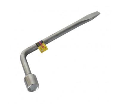 Ключ балонний Сталь Г-подібний 17x360 мм (70061)