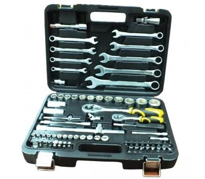 Набор инструментов Сталь 82 предмета (70008)