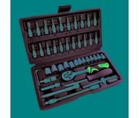 Набір інструментів Сталь 46 предметів (70014)
