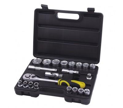 Набор инструментов Сталь 22 предмета (70021)