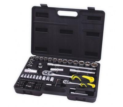 Набор инструментов Сталь 72 предмета (70024)