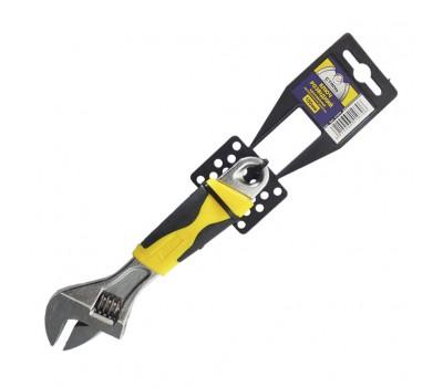 Ключ разводной Сталь 200 мм (41071)
