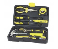 Набір інструментів Сталь 10 предметів (40015)