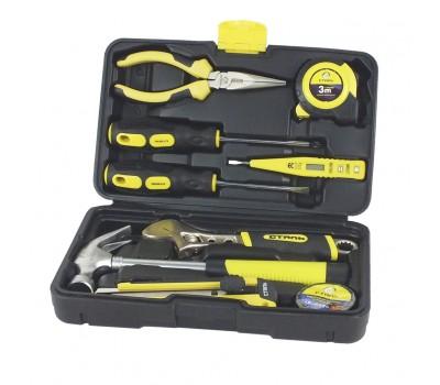 Набор инструментов Сталь 10 предмета (40015)