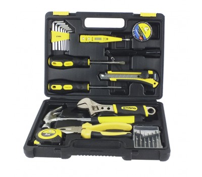 Набір інструментів Сталь 25 предметів (40016)