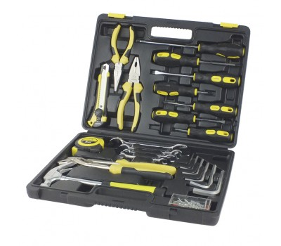 Набор инструментов Сталь 100 предмета (40017)