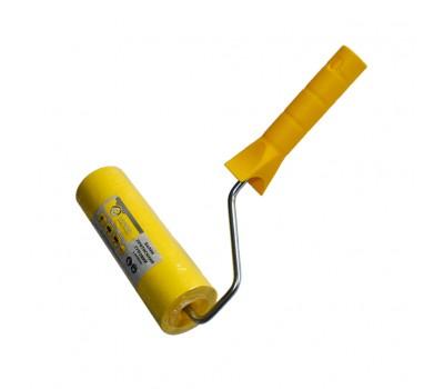 Валик притискний Сталь шпалерний з ручкою 150 мм (35502)