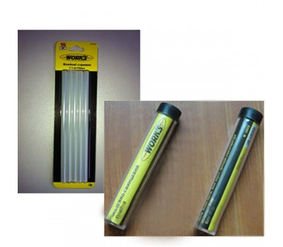 Припой оловянно-свинцовый Works W15001 1 мм