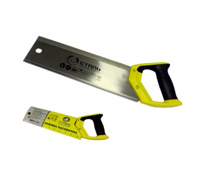 Ножовка Сталь 40300 пасовочная 350 мм (40443)