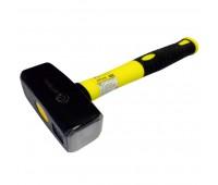 Кувалда Сталь 44008 с ручкой из стекловолокна 1.5 кг (40131)