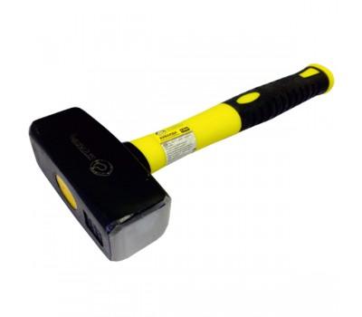 Кувалда Сталь 44008 з ручкою зі скловолокна 1.5 кг (40131)