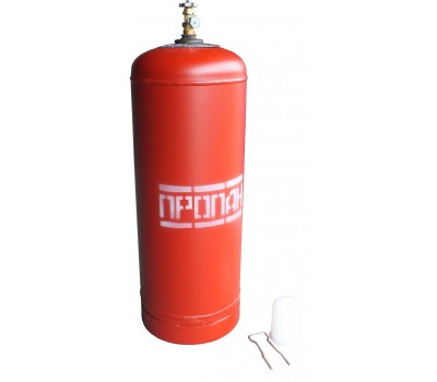 Баллон газовый бытовой Novogas 50 л