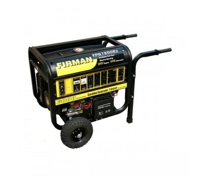 Генератор бензиновий Firman FPG 7800 E2