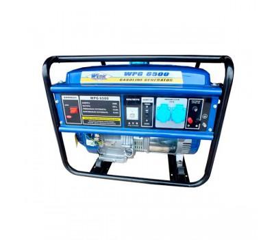 Генератор бензиновий Werk WPG6500