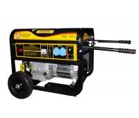 Генератор бензиновий Forte FG6500