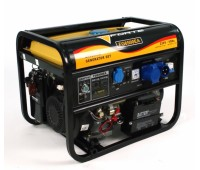 Генератор бензиновий Forte FG6500EA