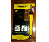 Набор для выжигания Work's W07114 30 Вт