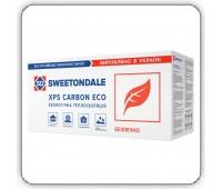 Экструдированный пенополистирол XPS SWEETONDALE CARBON ECO 1200х600х20