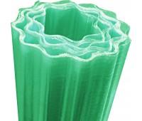 Шифер прозрачный Волнопласт гофрированный 2 x 10 м (зелёный)