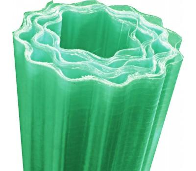 Шифер прозорий Волнопласт гофрований 2 x 10 м (зелений)